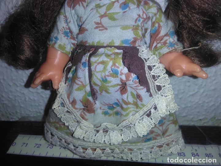 Reediciones Muñecas Españolas: preciosa muñeca similar Laura montañas made un Hong kong cpp3 - Foto 3 - 159840354