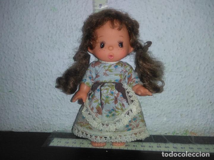 Reediciones Muñecas Españolas: preciosa muñeca similar Laura montañas made un Hong kong cpp3 - Foto 5 - 159840354