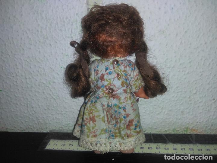 Reediciones Muñecas Españolas: preciosa muñeca similar Laura montañas made un Hong kong cpp3 - Foto 6 - 159840354