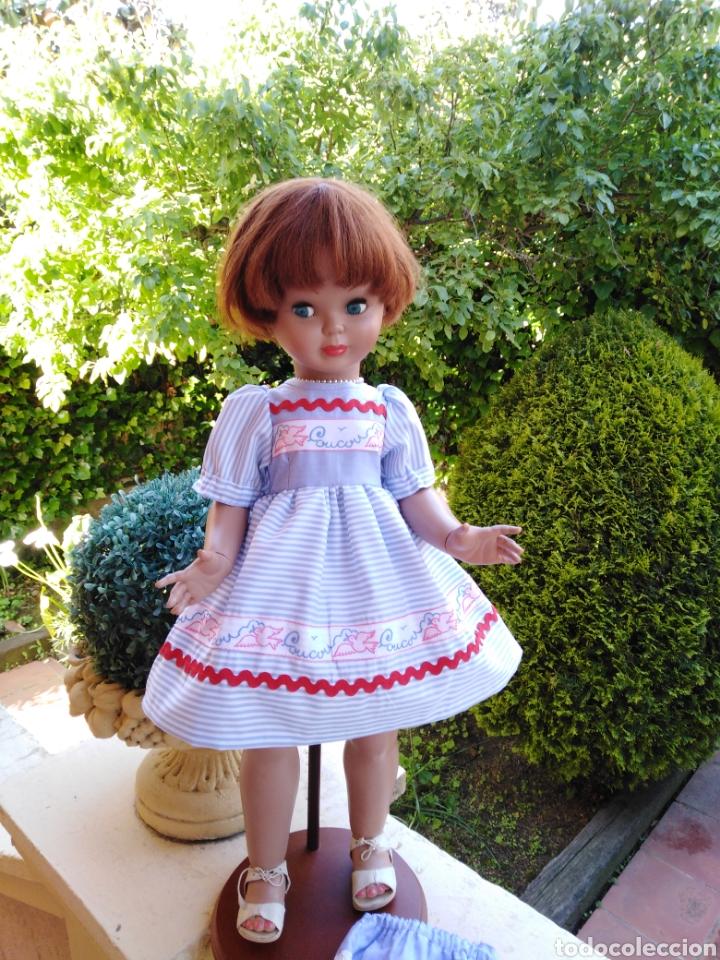 Reediciones Muñecas Españolas: Vestido y braguita para muñeca Pierina 3 - Foto 2 - 165142465