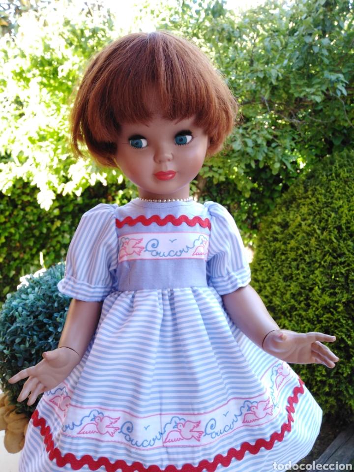 Reediciones Muñecas Españolas: Vestido y braguita para muñeca Pierina 3 - Foto 3 - 165142465