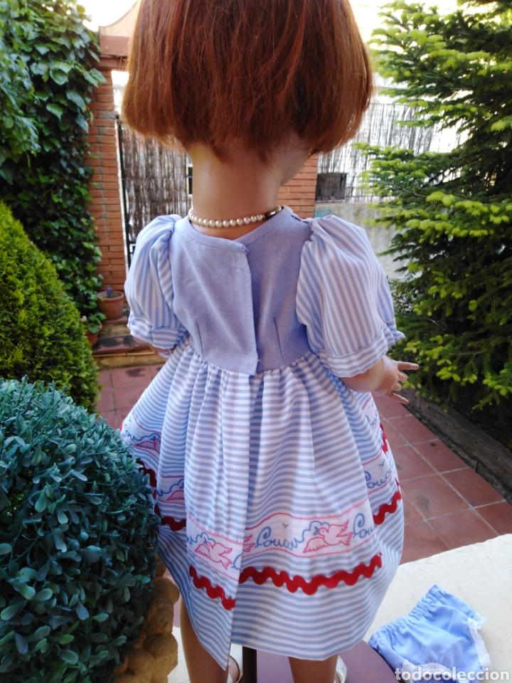 Reediciones Muñecas Españolas: Vestido y braguita para muñeca Pierina 3 - Foto 6 - 165142465