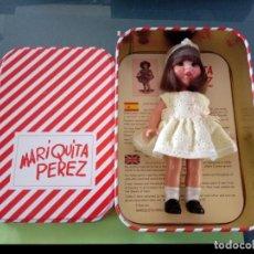 Reediciones Muñecas Españolas: MARIQUITA PÉREZ, 19 CENTÍMETROS. REEDICIÓN. Lote 170901290