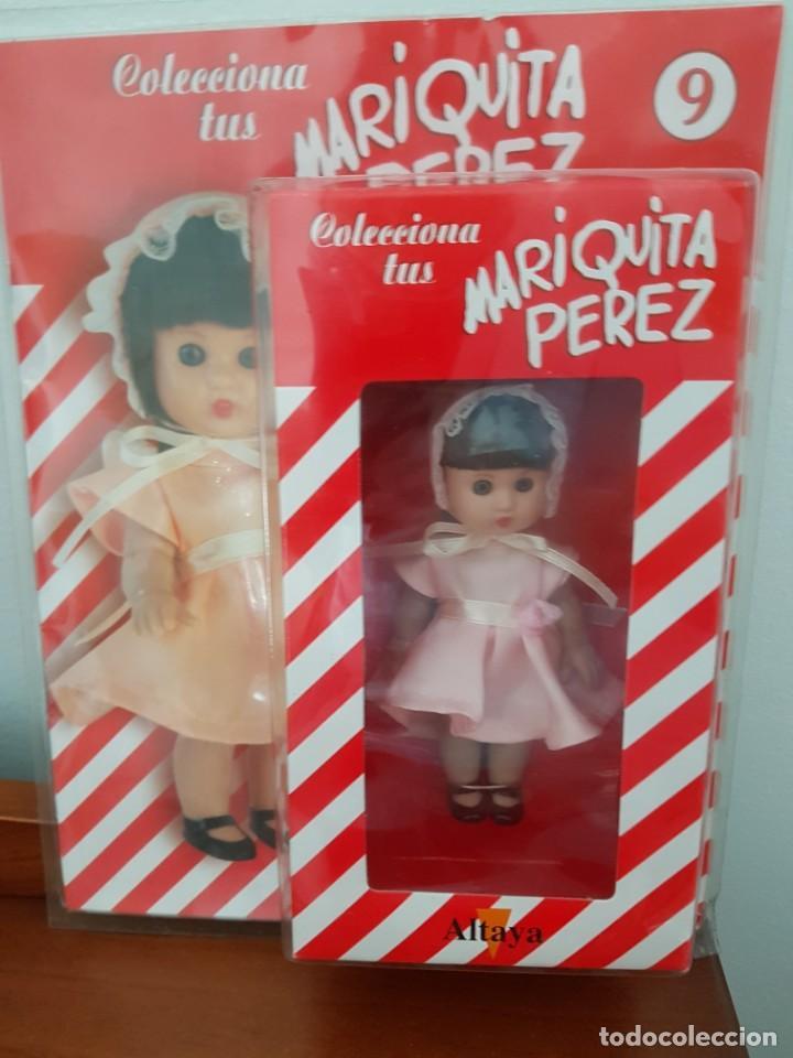 Reediciones Muñecas Españolas: Lote de dos Mini Mariquita Pérez reedición. - Foto 2 - 170329988