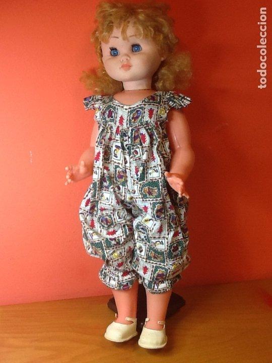 Reediciones Muñecas Españolas: muñeca de feria de los 60 - Foto 2 - 176999583