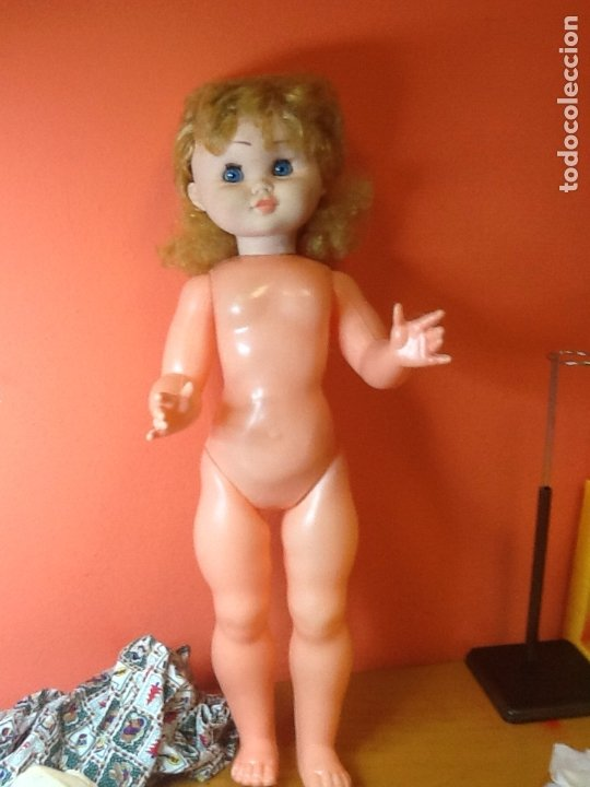Reediciones Muñecas Españolas: muñeca de feria de los 60 - Foto 3 - 176999583