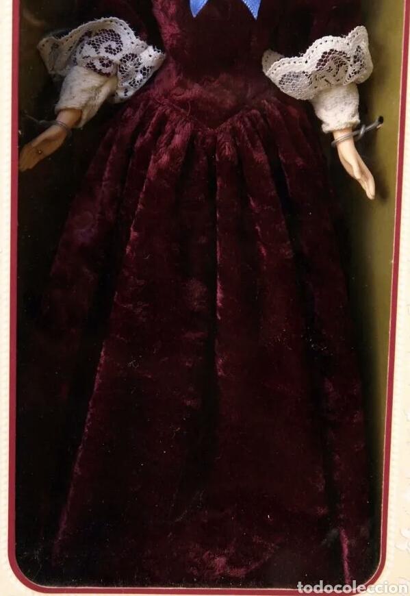 Reediciones Muñecas Españolas: BARBIE SENTIMENTAL VALENTINE 1996 MUY BUEN ESTADO NUEVA EN SU CAJA - Foto 6 - 186388295