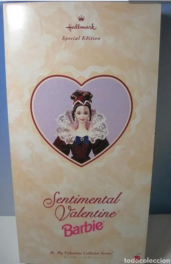 Reediciones Muñecas Españolas: BARBIE SENTIMENTAL VALENTINE 1996 MUY BUEN ESTADO NUEVA EN SU CAJA - Foto 7 - 186388295