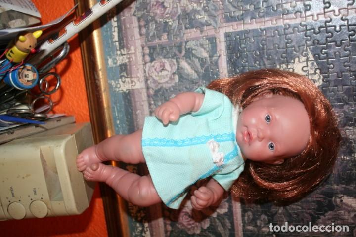 Reediciones Muñecas Españolas: muñeca pelirroja antonio juan toda de goma - Foto 2 - 193091356