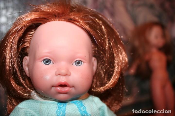 Reediciones Muñecas Españolas: muñeca pelirroja antonio juan toda de goma - Foto 3 - 193091356
