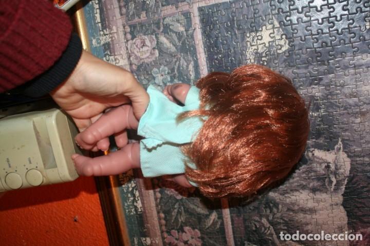 Reediciones Muñecas Españolas: muñeca pelirroja antonio juan toda de goma - Foto 4 - 193091356