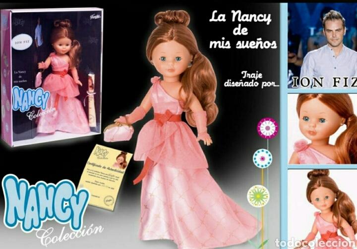 Reediciones Muñecas Españolas: Nancy Colección by Ion Fiz 2011 - Famosa - Foto 4 - 194160010