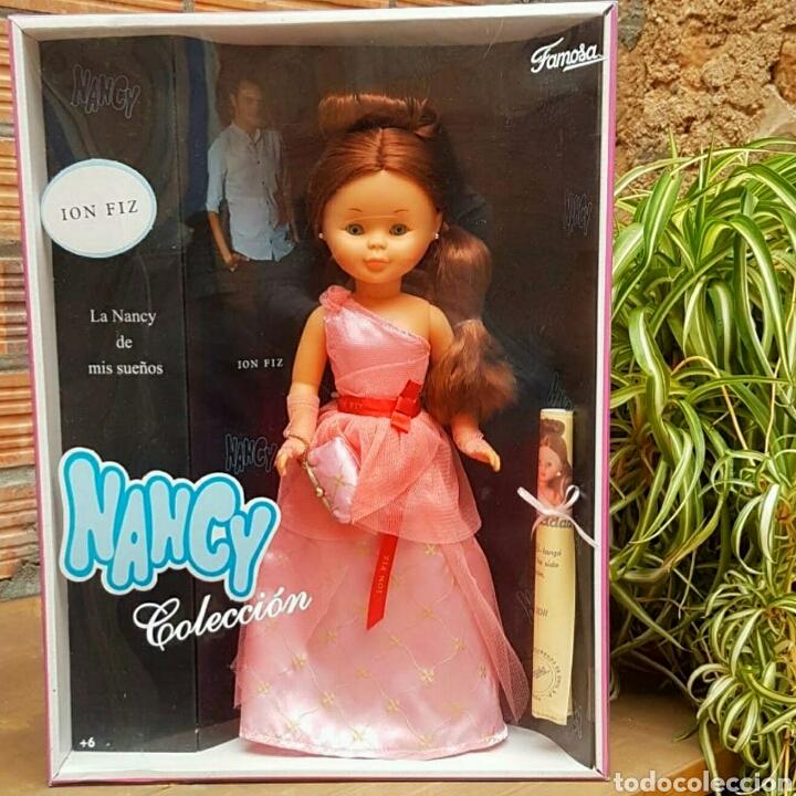 NANCY COLECCIÓN BY ION FIZ 2011 - FAMOSA (Juguetes - Reediciones Muñeca Española Moderna)
