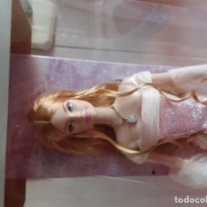 Reediciones Muñecas Españolas: BARBIE COLLECTOR BIRTHSONE OCTOBER OPAL. Lote 198217658