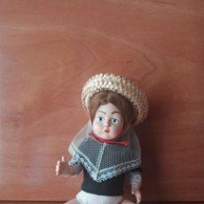 Reediciones Muñecas Españolas: MUÑEQUITA OJOS PINTADOS. Lote 199313712