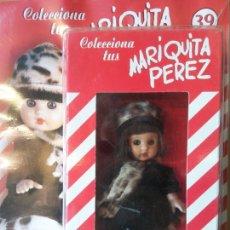Reediciones Muñecas Españolas: MARIQUITA PEREZ 39. UN DIA DE FRIO. ALTAYA. MEDIDAS 14*7 CM.. Lote 206218052