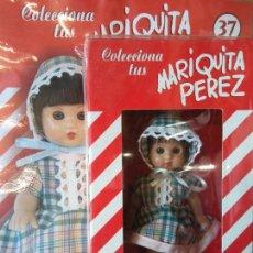 Reediciones Muñecas Españolas: MARIQUITA PEREZ 37. EN CASA CON MIS MUÑECAS. ALTAYA. MEDIDAS 14*7 CM.. Lote 206218170
