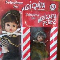 Reediciones Muñecas Españolas: MARIQUITA PEREZ 38. IDEAL PARA PASEAR. ALTAYA. MEDIDAS 14*7 CM.. Lote 206218437