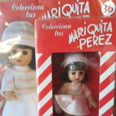 Reediciones Muñecas Españolas: MARIQUITA PEREZ 36. PREPARADA PARA EL INVIERNO. ALTAYA. MEDIDAS 14*7 CM.. Lote 207163597