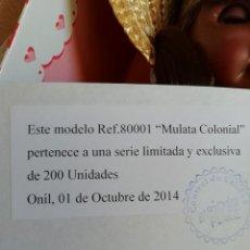 Reediciones Muñecas Españolas: MARIQUITA PÉREZ EDICIÓN LIMITADA. Lote 216587621