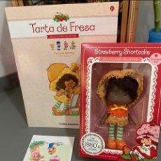Reediciones Muñecas Españolas: MUÑECA TARTA DE FRESA NUM 21. Lote 222213286