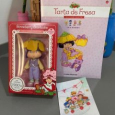 Reediciones Muñecas Españolas: MUÑECA TARTA DE FRESA NUM 17. Lote 222428417
