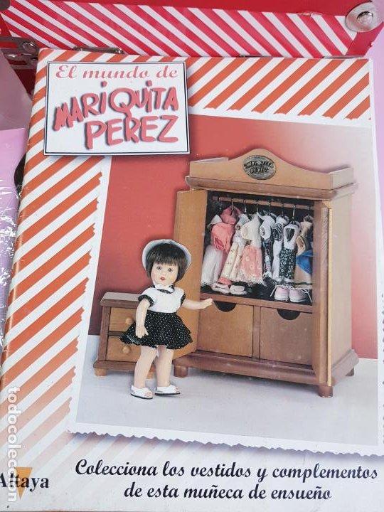 Reediciones Muñecas Españolas: CAJA PARA MUÑECA+LIBRO DE FAMILIA+LETRERO ARCILLA+MALETÍN-LIBRO GRUESO-MARIQUITA PEREZ-VER FOTOS. - Foto 15 - 53807195