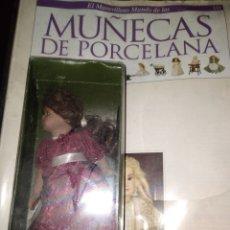 Reediciones Muñecas Españolas: NUEVA, EN SU BLISTER, MUÑECA DE PORCELANA DE COLECCION. Lote 235833820