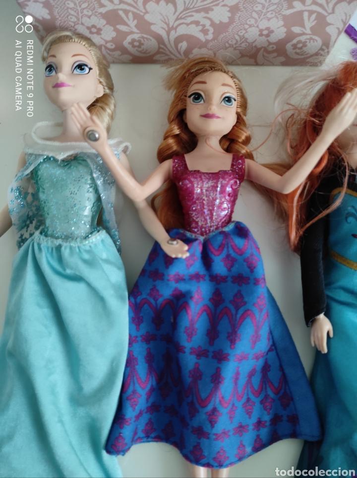 Reediciones Muñecas Españolas: Muñecas Frozen Ana hielo Disney - Foto 2 - 236414320