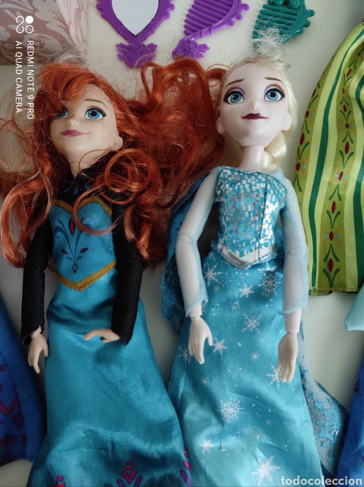 Reediciones Muñecas Españolas: Muñecas Frozen Ana hielo Disney - Foto 3 - 236414320