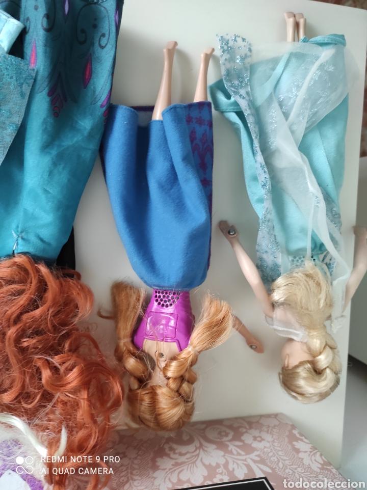 Reediciones Muñecas Españolas: Muñecas Frozen Ana hielo Disney - Foto 8 - 236414320
