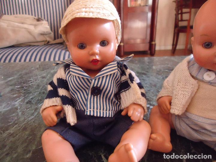 Reediciones Muñecas Españolas: Pareja de muñecos Juanin edición 1998 - Foto 9 - 280387163