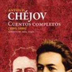books - Cuentos completos (1885-1886) Antón P. Chéjov; Páginas de espuma SL, 2014. GASTOS DE ENVIO GRATIS - 49568175