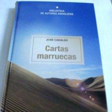 Relatos y Cuentos: CARTAS MARRUECAS. JOSÉ CADALSO.. Lote 51039579