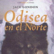 ODISEA EN EL NORTE. Madrid: Eneida, 2012. 13x21. Rústica con solapas. Libro. A estrenar ISBN: 978841