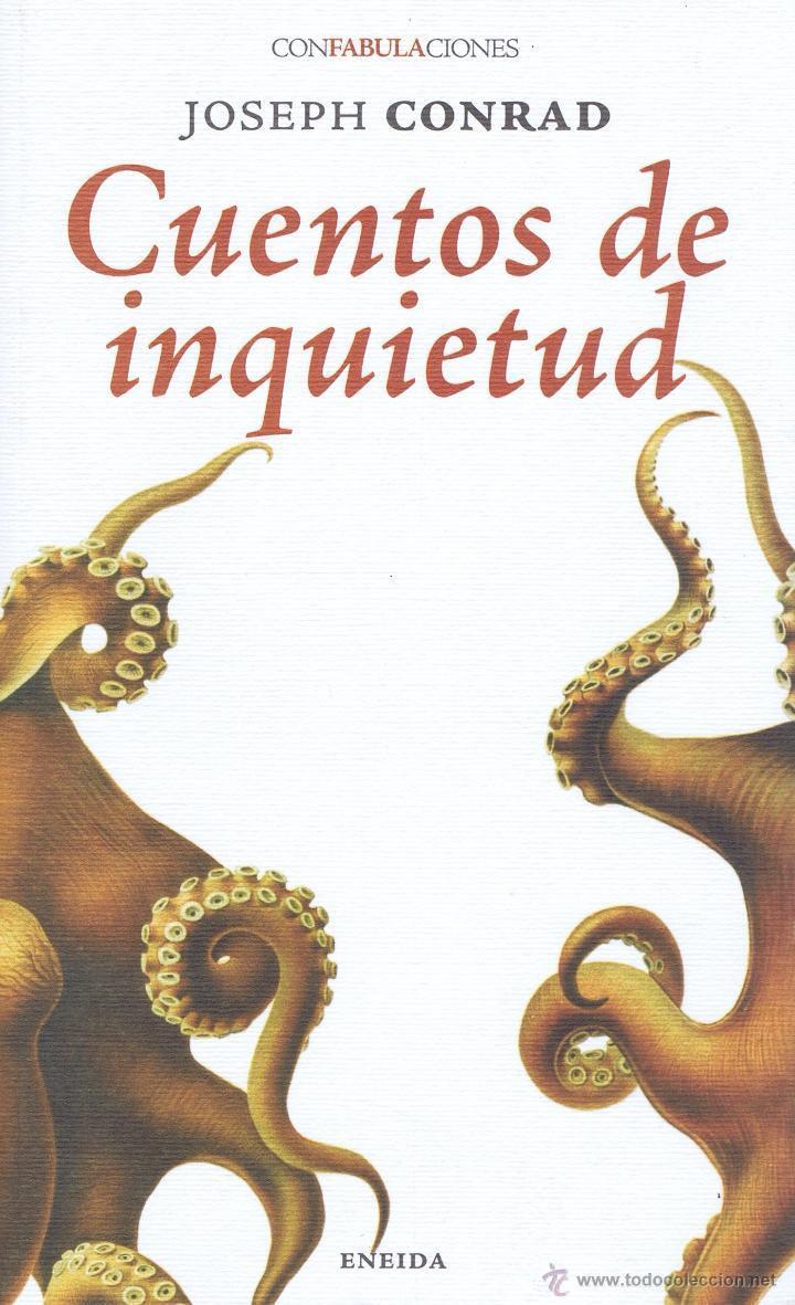 CUENTOS DE INQUIETUD. MADRID: ENEIDA, 2012. 13X21. RÚSTICA CON SOLAPAS. LIBRO. A ESTRENAR ISBN: 9788 (Libros Nuevos - Literatura - Relatos y Cuentos)
