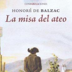 LA MISA DEL ATEO. Madrid: Eneida, 2012. 13x21. Rústica con solapas. Libro. A estrenar ISBN: 97884154