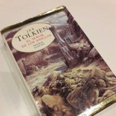 Relatos y Cuentos: TOLKIEN... EL SEÑOR DE LOS ANILLOS. PRIMERA EDICIÓN. Lote 76915659