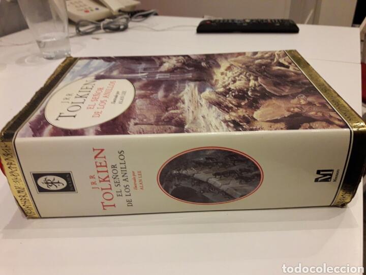 Relatos y Cuentos: Tolkien... EL SEÑOR DE LOS Anillos. PRIMERA EDICIÓN - Foto 2 - 76915659