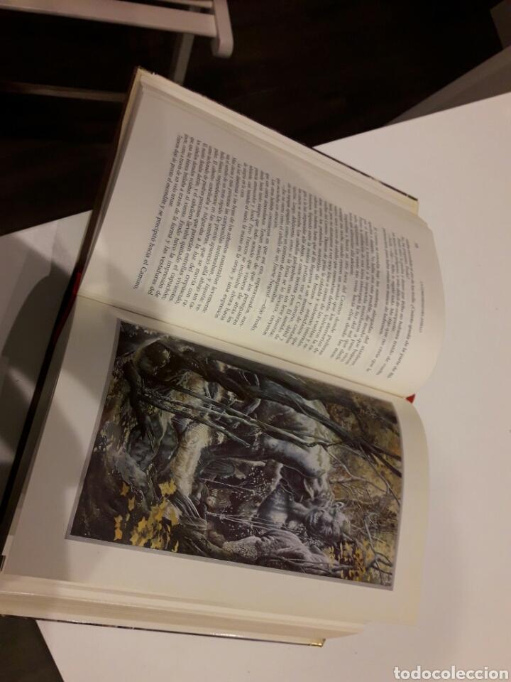 Relatos y Cuentos: Tolkien... EL SEÑOR DE LOS Anillos. PRIMERA EDICIÓN - Foto 5 - 76915659