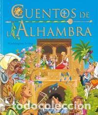 CUENTOS DE ALHAMBRA WASHINGTON IRVING (Libros Nuevos - Literatura - Relatos y Cuentos)