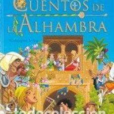 Relatos y Cuentos: CUENTOS DE ALHAMBRA WASHINGTON IRVING. Lote 78121073
