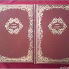 Relatos y Cuentos: LOTE LIBRO 2 TOMOS LITERATURA UNIVERSAL. Lote 90174546