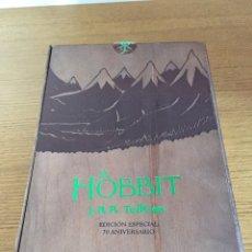 Relatos y Cuentos: EL HOBBIT - 70 ANIVERSARIO. Lote 93068394