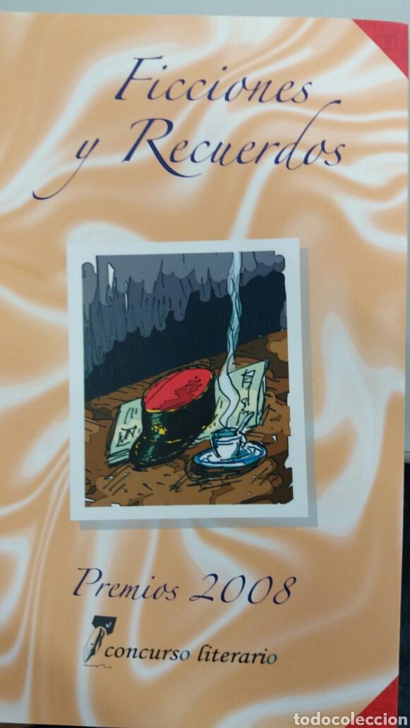 FERROCARRILES. FGV. FICCIONES Y RECUERDOS. AÑO 2008 (Libros Nuevos - Literatura - Relatos y Cuentos)