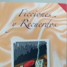 Relatos y Cuentos: FERROCARRILES. FGV. FICCIONES Y RECUERDOS. AÑO 2008. Lote 130663948