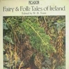 books - FAIRY FOLK TALES OF IRELAND EDITED W. B. YEATS HADAS DE IRLANDA - 97628295