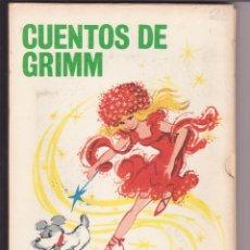 Relatos y Cuentos: CUENTOS DE GRIMM MARIA PASCUAL. Lote 105009439