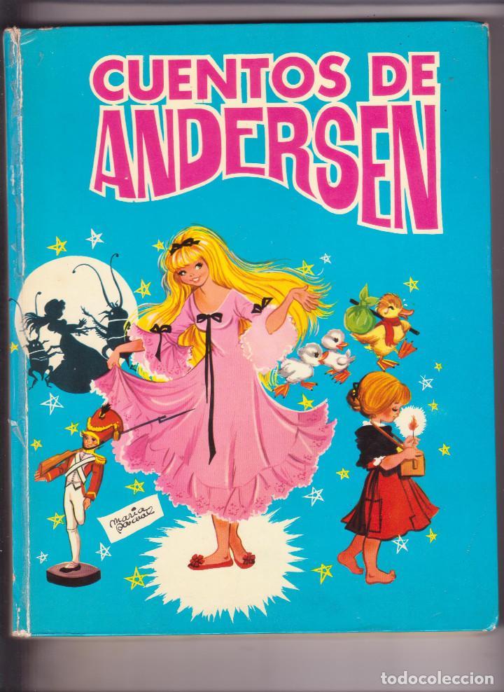 CUENTOS DE ANDERSEN MARIA PASCUAL (Libros Nuevos - Literatura - Relatos y Cuentos)