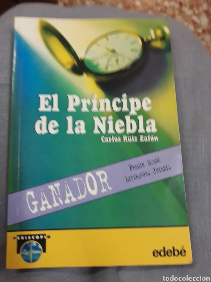 LIBRO: NÚM.11 EL.PRINCIPE DE LA NIEBLA DE CARLOS RUIZ (Libros Nuevos - Literatura - Relatos y Cuentos)